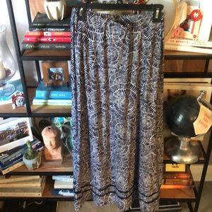 Robert Louis Floor Length Skirt